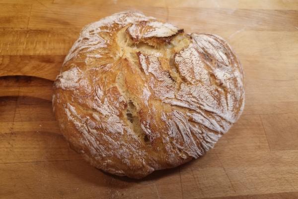 Kamenko Kesar: Hiter kruh brez gnetenja